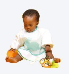 Toddler Bibs 6 - 24 months